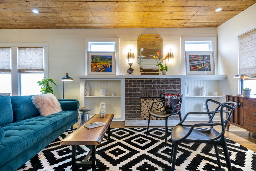 Rewriting a Home's History